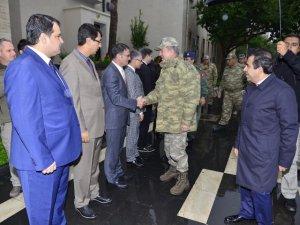 Genelkurmay Başkanı ve kuvvet komutanları, Diyarbakır'da
