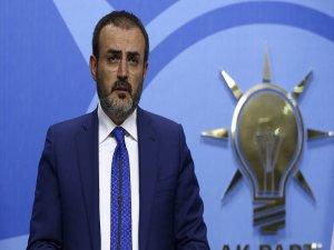 AK Parti Sözcüsü Ünal: Erdoğan, demokratik hakkıyla belediye başkanlarını istifaya çağırdı