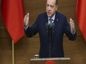 Erdoğan: Rus turistlerin sayısı 3.5 milyona yaklaştığına göre oralardaki sorunlar da çözüldü demek