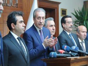 AK Parti Genel Başkan Yardımcısı Eker: Evde bulunan çocukları kalkan olarak kullandı