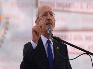 Kılıçdaroğlu'ndan Erdoğan'a: Yapmazsan adam değilsin