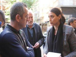 HDP'liler Öcalan için mektup gönderdi!