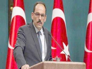 Kalın: Rusya, Suriye Halk Kongresi'ni erteledi, PYD davet edilmeyecek