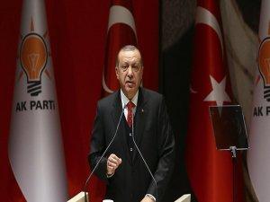 Erdoğan: Türkiye, Rusya ve İran olarak ortak bir tutum geliştirme noktasında mesafe katettik