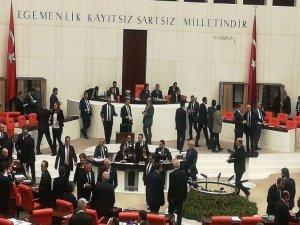 Meclis Başkanlığı seçimi 1. tur seçimleri tamamlandı