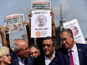 Cumhuriyet tutukluları için araştırma önergesine Meclis Başkanı'ndan ret