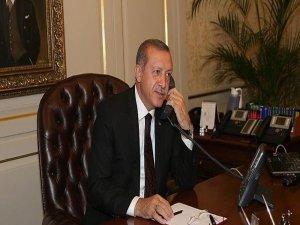 Erdoğan'dan Bahçeli'ye Türkeş telefonu