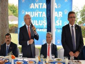 Kılıçdaroğlu'ndan Rıza Sarraf mesajı