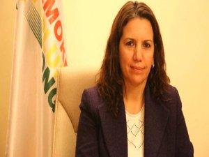 Tutuklu HDP'li vekil Selma Irmak, SEGBİS'le savunma yaptı