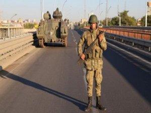 Diyarbakır'ın 5 ilçesinin 42 mahallesinde sokağa çıkma yasağı