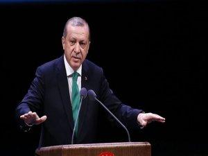 Erdoğan: Çevrecilikte bizimle kimse yarışamaz