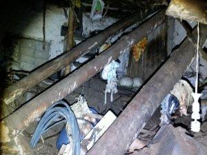 Şirvan'da bir evde göçük: 3 ölü, 5 yaralı