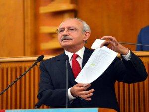 Kılıçdaroğlu belgeleri kimden aldığını açıkladı