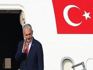 Başbakan Yıldırım, Güney Kore'ye gidiyor