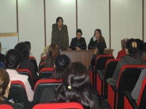 Kadın örgütleri 8 Mart için toplandı