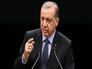 Erdoğan'dan Sarraf açıklaması: Bir taşla birçok kuş vurulmak istenmektedir