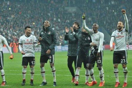 Beşiktaş'ın 5 muhtemel rakibi belli oldu