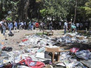 Suruç'ta 33 kişinin yaşamını yitirdiği canlı bomba saldırısıyla ilgili 2 polis hakkında dava açıldı
