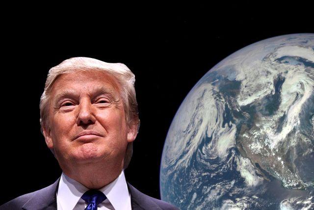 Donald Trump'a tepki