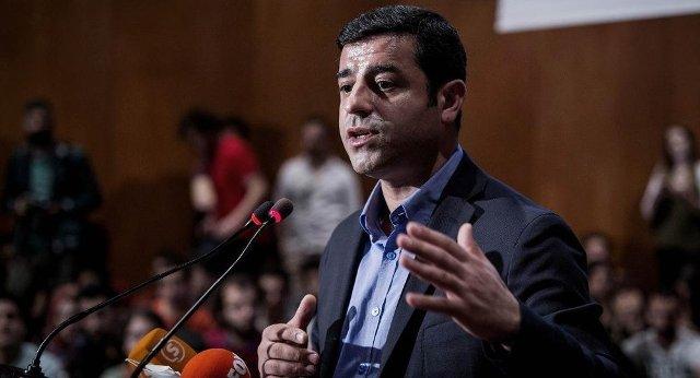 Savcılık, Demirtaş'ın tutukluluk halinin devamını istedi
