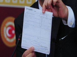 AK Parti, 'gerçek belge' diye Kılıçdaroğlu'nun açıkladığını kullandı