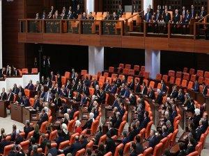 Meclis'e 12 günlük ziyaretçi yasağı