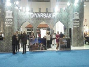 En iyi stant unvanı Diyarbakır'ın oldu