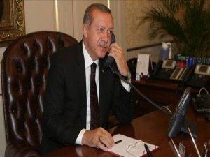 """Erdoğan'dan liderlere """"Kudüs"""" telefonu"""