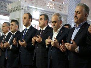Bakan Arslan: Gaziantep- Şanlıurfa hızlı tren projesi Ocak'ta imzalanacak