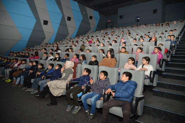 Sinema günleri Aralık ayı programı ile devam ediyor