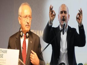 Kılıçdaroğlu'ndan Süleyman Soylu hakkında suç duyurusu