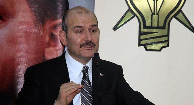 CHP,  Soylu hakkında gensoru verdi