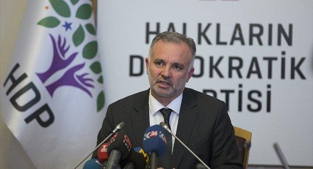 HDP'li Bilgen: Afrin'e operasyon Türkiye'yi yeni bir darbe pratiğinin içine sokar