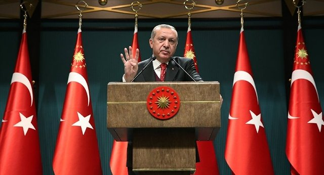 Erdoğan'dan Kudüs'ü Filistin'in başkenti olarak tanıma çağrısı