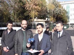 Diyarbakır Barosu'ndan Cem Küçük hakkında suç duyurusu