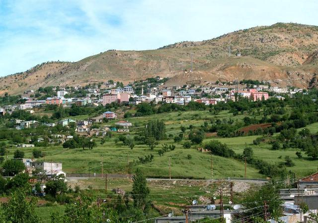Kulp'un 4 yerleşim yerinde sokağa çıkma yasağı