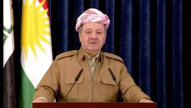"""""""Kürdistan'ın bağımsızlık anahtarı elimizdedir"""""""