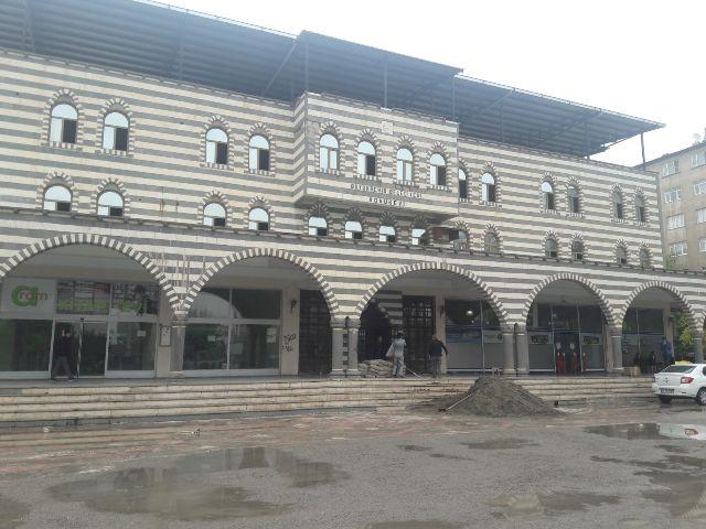 Eski DTK binası bilgi evi olacak