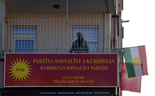 'Kürdistan' isimli partiden Baydemir için TBMM'ye 'Tebrikli tepki'