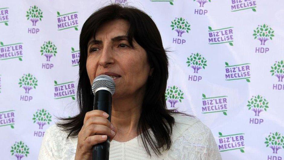 HDP'li Şahin'e, 8 yıl 9 ay hapis cezası
