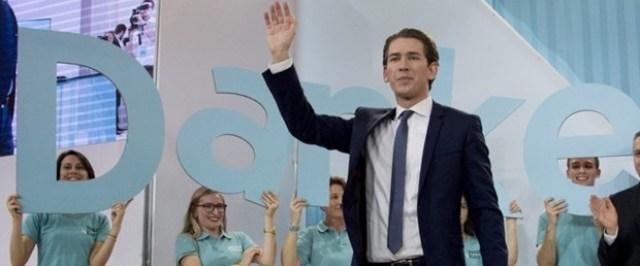 Avusturya'da aşırı sağ koalisyonda