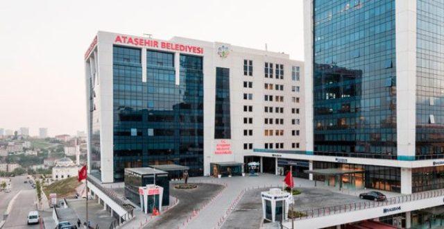 Ataşehir Belediyesi seçime gidiyor