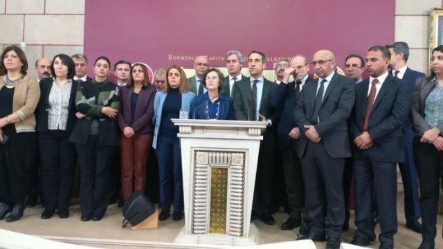HDP'den Zarrab'ın rüşvet iddiaları için suç duyurusu