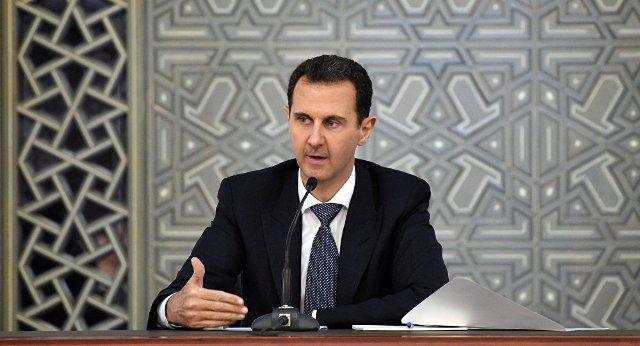 Esad: ABD destekli Kürtler vatan haini