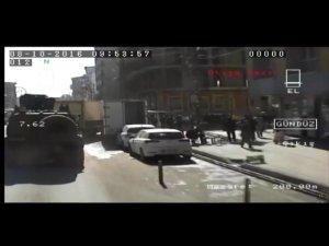 Yüksekova'da 4 kişinin ölümünden 3 dakika sonra olay yerine gaz bombası atılmış