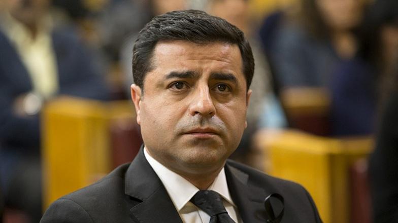 Demirtaş'tan Hazine'ye 750 bin tl tazminat davası