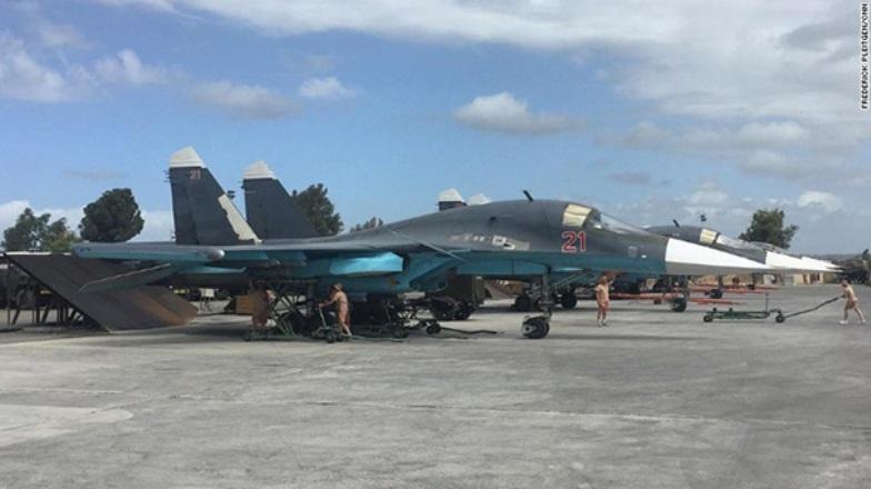 Rusya, Suriye'deki iki hava üssüne kalıcı yerleşecek