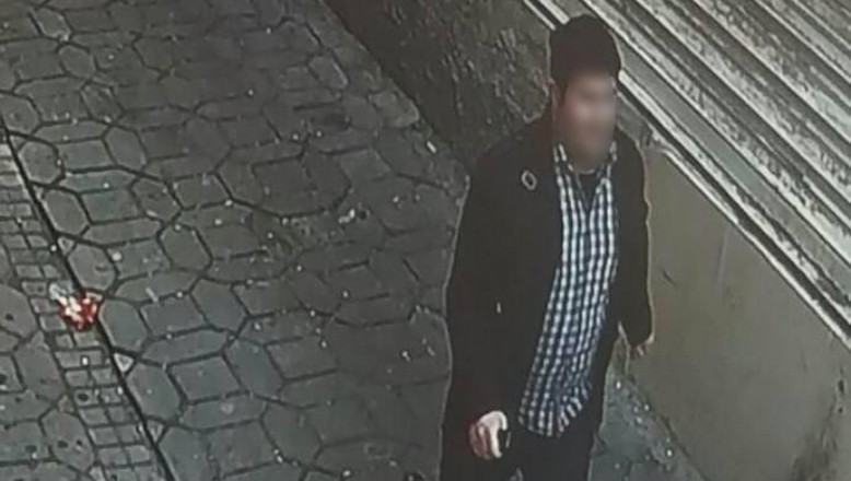 Cinsel istismar şüphelisi İzmir'de yakalandı