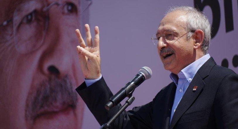 Kılıçdaroğlu'ndan 2019 manifestosu talimatı