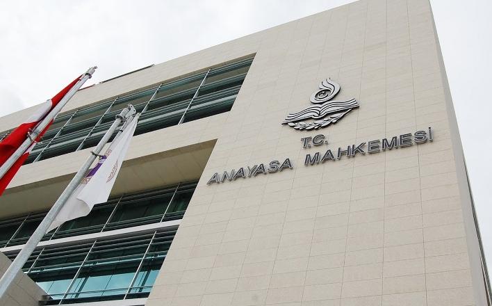 AYM, CHP'nin başvurusunu haklı buldu